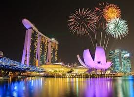 Reisebild: Silvester in Singapur - Malakka & Kuala Lumpur in Malaysia