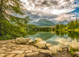 Reisebild: Wandern Slowakei - Die Hohe Tatra erleben