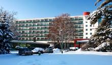 Dudince - Hotel Rubin - Winter, Copyright: Hotel Smaragd - Hotel Rubin