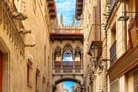 Gotisches Viertel in Barcelona - ©KavalenkavaVolha - Fotolia