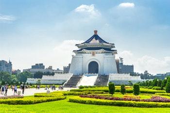 Taipeh Chiang Kai Shek Memorial in Taiwan - ©Jate Pattenachinda - Adobe Stock