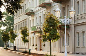 Franzensbad - Spa und Kur Hotel Praha, Copyright: Spa und Kur Hotel Praha