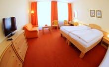 Marienbad - Hotel Flora - Zimmerbeispiel, Copyright: Hotel Flora Marienbad