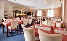 Franzensbad - Spa & Wellness Hotel Francis Palace - Restaurant, Copyright: Spa & Wellness Hotel Francis Palace Franzensbad