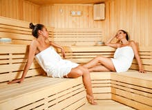Franzensbad - Spa und Wellness Hotel Harvey - Sauna, Copyright: Spa & Wellness Hotel Harvey Franzensbad