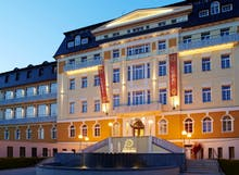 Franzensbad - Spa und Wellness Hotel Harvey, Copyright: Spa & Wellness Hotel Harvey Franzensbad