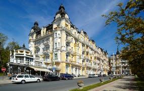Marienbad - OREA Spa Hotel Palace Zvon, Copyright: OREA Spa Hotel Palace Zvon Marienbad