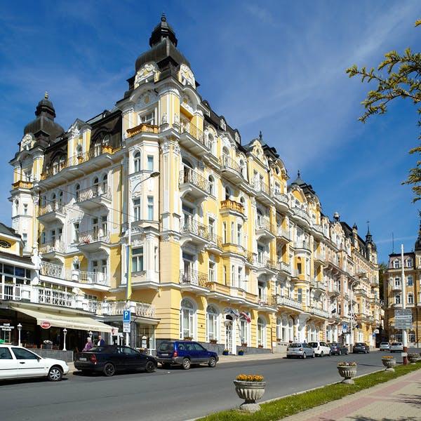 Marien Bad Hotel Mit Kur