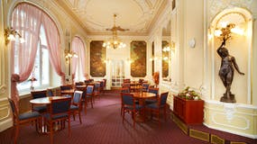 Marienbad - OREA Spa Hotel Palace Zvon - Cafè Opera, Copyright: OREA Spa Hotel Palace Zvon Marienbad