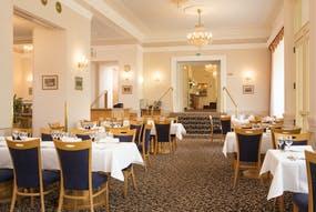 Marienbad - OREA Spa Hotel Palace Zvon - Restaurant Zvon, Copyright: OREA Spa Hotel Palace Zvon Marienbad