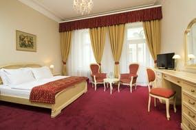 Marienbad - OREA Spa Hotel Palace Zvon - Zimmerbeispiel Doppelzimmer, Copyright: OREA Spa Hotel Palace Zvon Marienbad