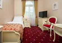 Marienbad - OREA Spa Hotel Palace Zvon - Zimmerbeispiel Einzelzimmer, Copyright: OREA Spa Hotel Palace Zvon Marienbad
