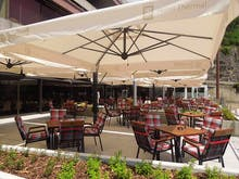 Karlsbad - Spa Hotel Thermal - Terrasse, Copyright: Spa Hotel Thermal Karlsbad