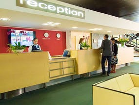 Karlsbad - Spa Hotel Thermal - Rezeption, Copyright: Spa Hotel Thermal Karlsbad