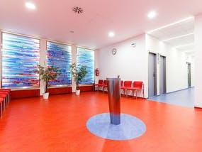 Karlsbad - Spa Hotel Thermal - Rezeption Therapieabteilung, Copyright: Spa Hotel Thermal Karlsbad