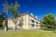 Franzensbad - Kurhotel Luisa, Copyright: Bad Franzensbad AG
