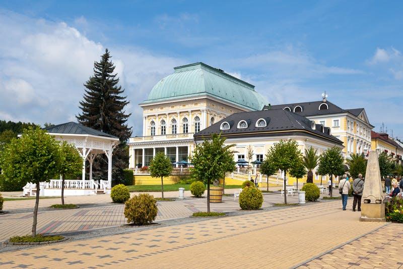 Franzensbad, Böhmen
