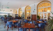 Jachymov - Kurhotel Radium Palace - Café im Wintergarten, Copyright: Lecebne lazne Jachymov a.s.