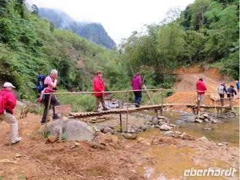 Vietnam Mai Chau - Pu Luong - Wanderung - ©Madlen Lippe
