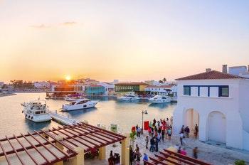 Hafen von Limassol - ©f8grapher - Adobe Stock