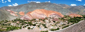 Purmamarca - Hügel der sieben Farben - ©©gueritos - stock.adobe.com