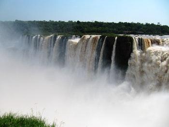 Iguazu - Salto Union an der Teufelsschlucht - ©Eberhardt TRAVEL