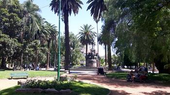 Salta (Plaza Principal 9 de Julio) - ©Eberhardt TRAVEL