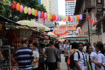 Chinatown Singapur - ©Eberhardt TRAVEL
