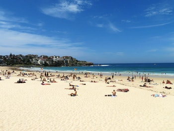 Bondi Beach Sidney - ©Eberhardt TRAVEL