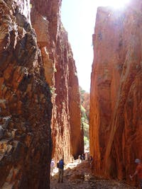 Standley Chasm - ©Eberhardt TRAVEL