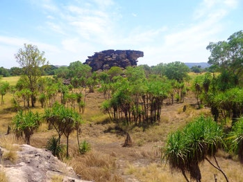 Landschaft am Ubirr Rock - ©Eberhardt TRAVEL