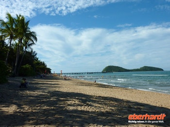 Strand von Palm Cove - ©Eberhardt TRAVEL