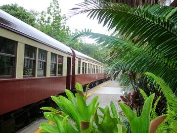 Kuranda - Scenic Railway - ©Ralf Mehnert - Eberhardt TRAVEL