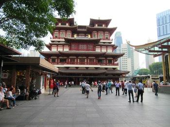 Singapur - Chinatown - ©Juliane Voigt - Eberhardt TRAVEL