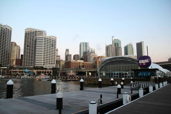 Sydney - Darling Harbour - ©Martin Jentzsch - Eberhardt TRAVEL