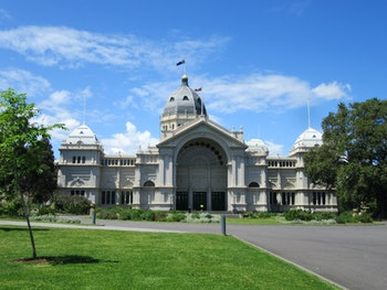 Melbourne - Royal Exhibition Building - ©Juliane Voigt - Eberhardt TRAVEL