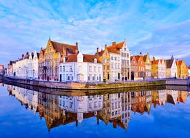 Reisebild: Städtereise Belgien