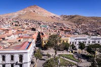 Potosi, Platz des 10. November, Bolivien - ©Julian Peters Photos - Adobe Stock