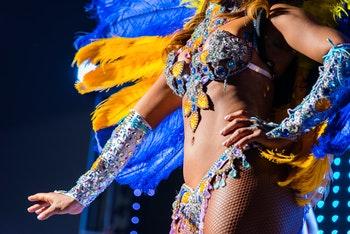 Samba-Show in Rio de Janeiro - ©marmoset - Adobe Stock