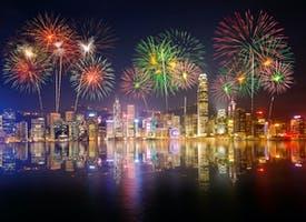 Reisebild: Silvester in Hongkong erleben
