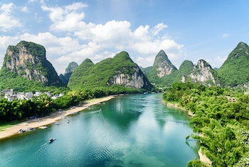 Li Fluss (Lijiang River) - ©efired - stock.adobe.com