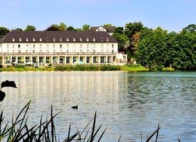 Reisebild: Kur & Wellness in Deutschland - Kurhaus am Burgsee in Bad Salzungen