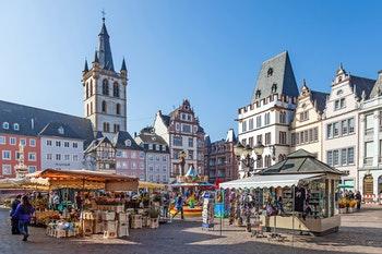 Marktplatz in Trier - ©fuchsphotography - stock.adobe.com
