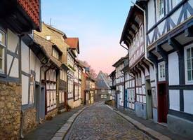 Reisebild: Silvester 2018 in Goslar - Niedersachsen