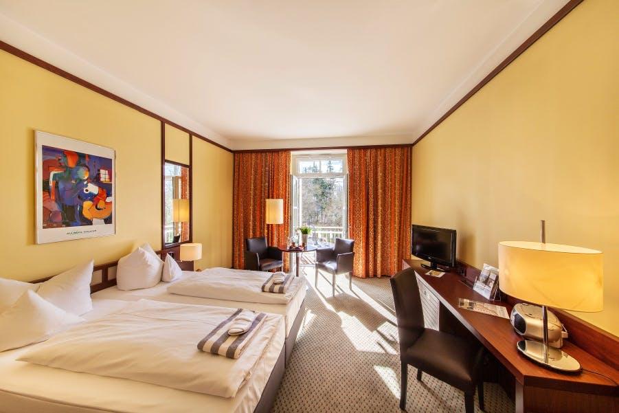 kur wellness in deutschland relexa hotel in bad steben. Black Bedroom Furniture Sets. Home Design Ideas