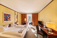 relexa hotel Bad Steben - Zimmerbeispiel Kategorie Classic, Copyright: relexa hotel Bad Steben