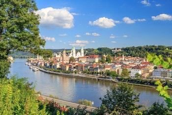 Passau an der Donau - ©©mmuenzl - stock.adobe.com