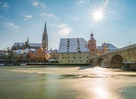 Reisebild: Städtereise Silvester in Regensburg