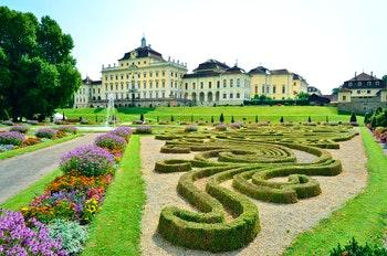 Residenzschloss Ludwigsburg - ©©World travel images - stock.adobe.com