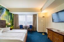 AHORN Berghotel Friedrichroda - Zimmerbeispiel Doppelzimmer-Classic, Copyright: AHORN Hotels & Resorts